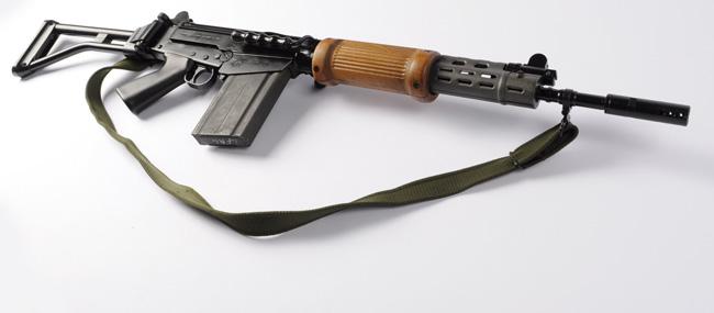 West Coast Armory Pre-Ban Guns | FN FAL SAR 48 Para Congo