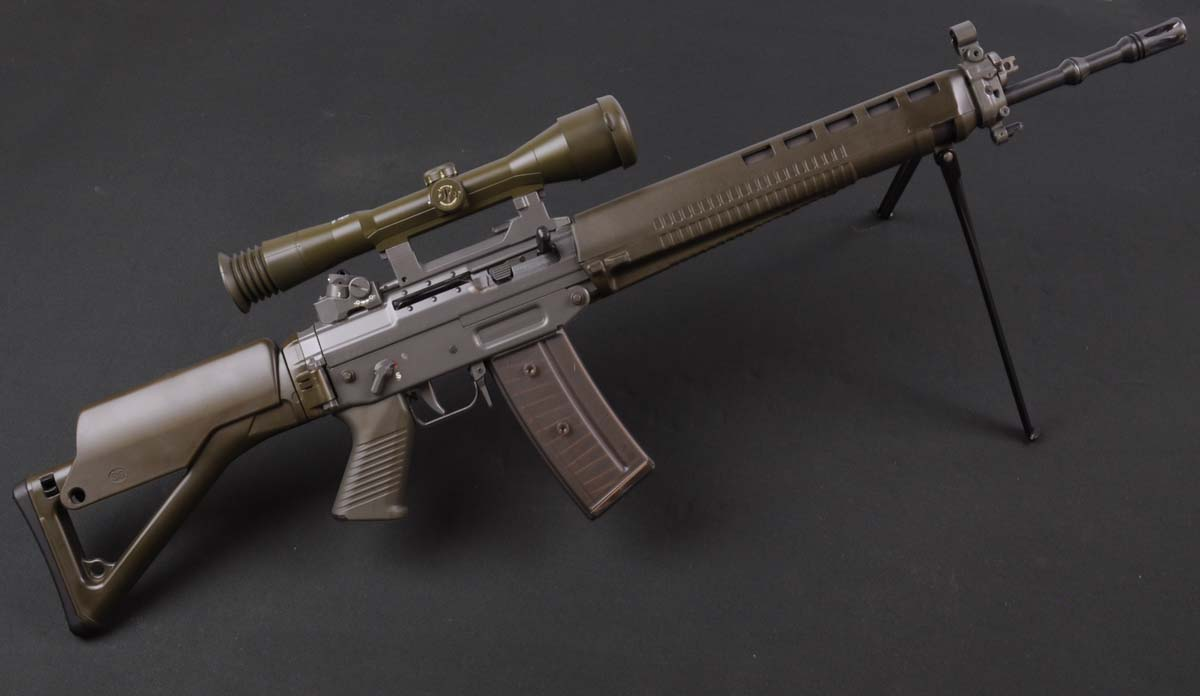 West Coast Armory Pre-Ban Guns   SIG PE90 Rifle