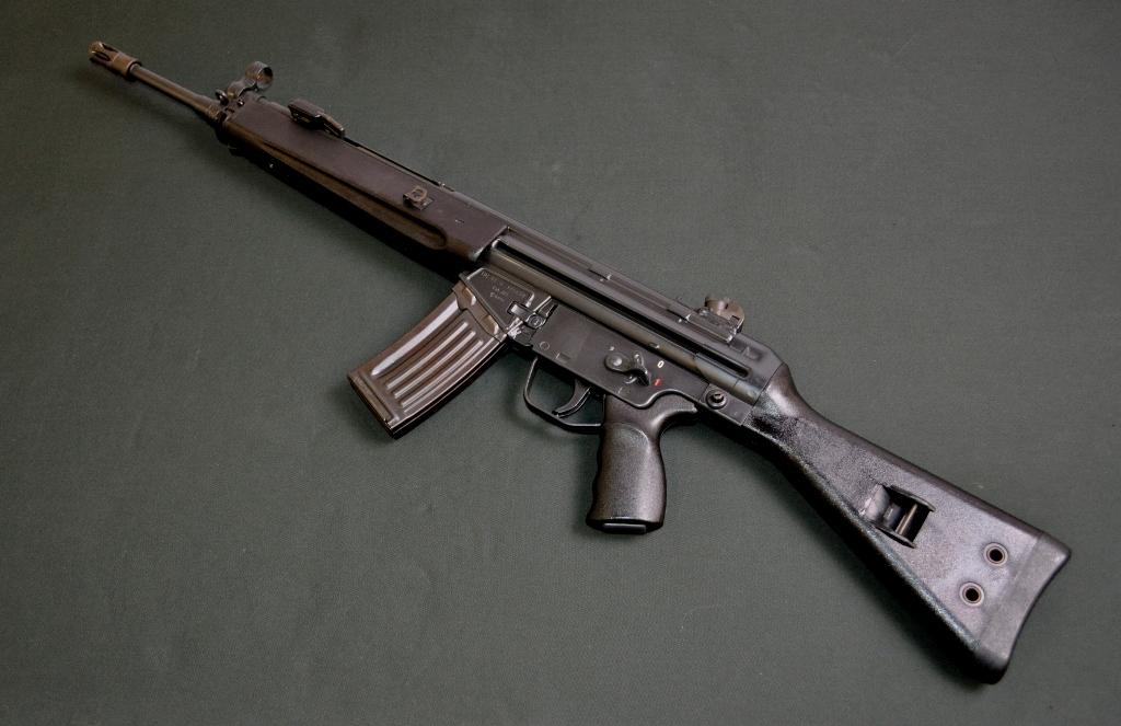 West coast armory pre ban guns hk 93 a2